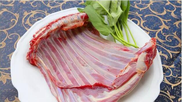 竹溪县群鑫林牧生态家庭农场的马头山羊肉